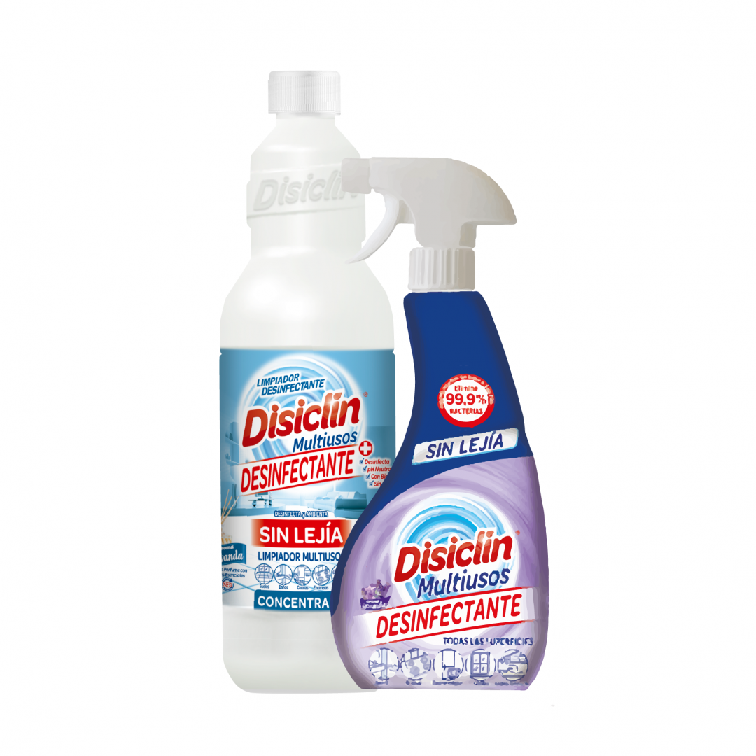 disiclin desinfectante