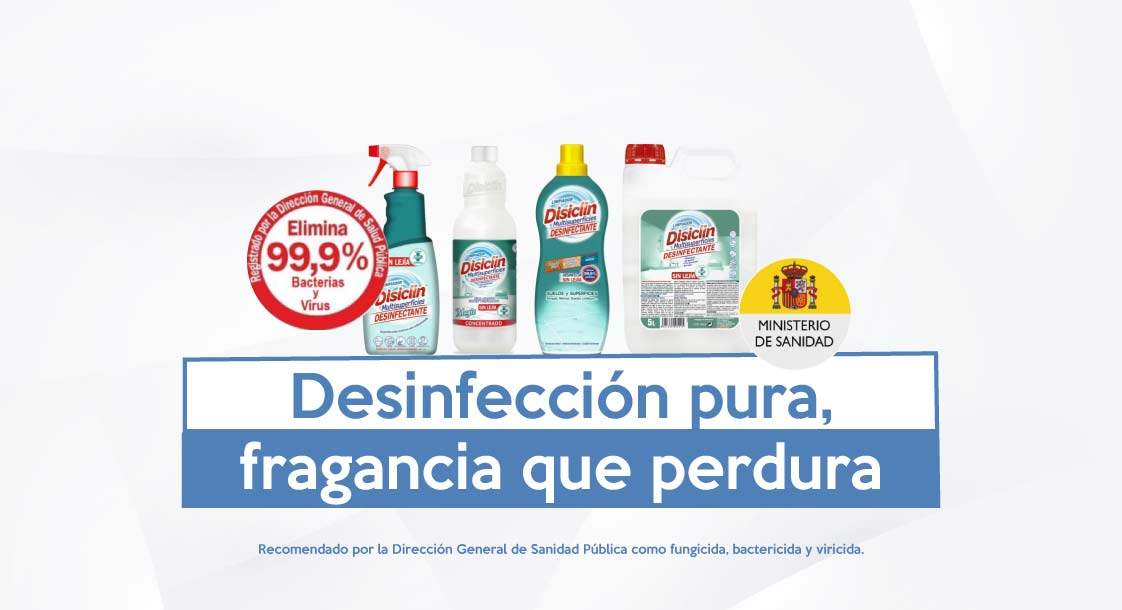Desinfectantes Disiclin