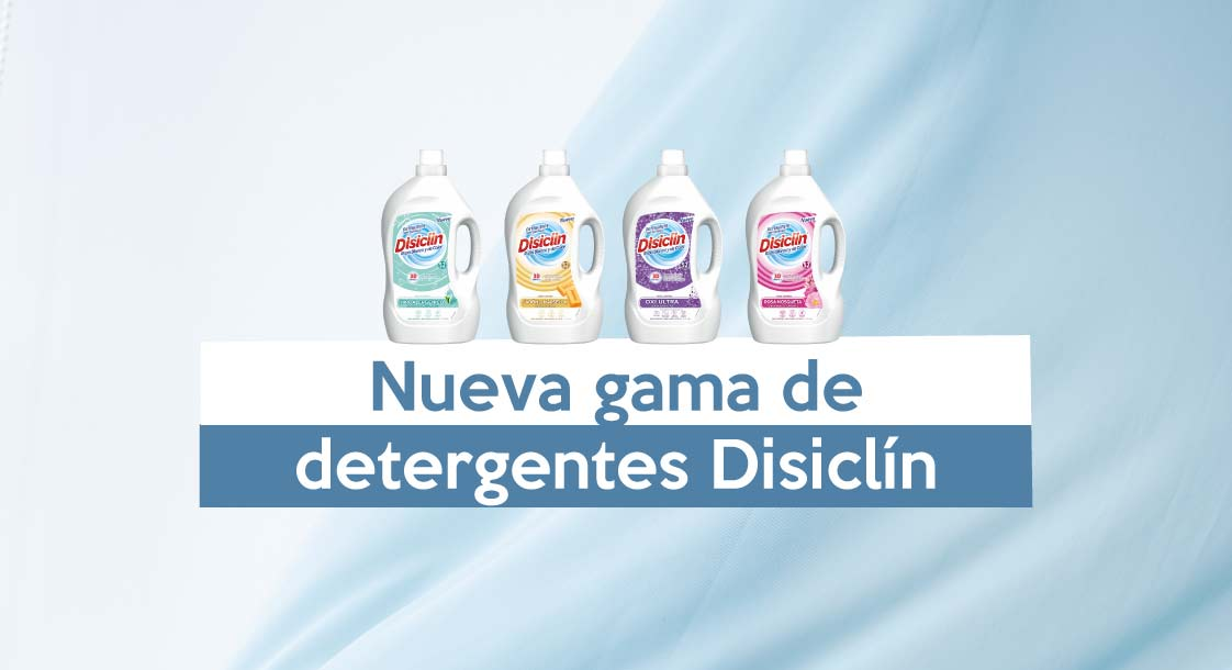 detergentes disiclin